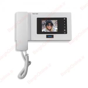 قیمت خرید مانیتور ایفون تصویری رنگی TVD-1035 تابا الکتریک فروشگاه اینترنتی برق انلاین