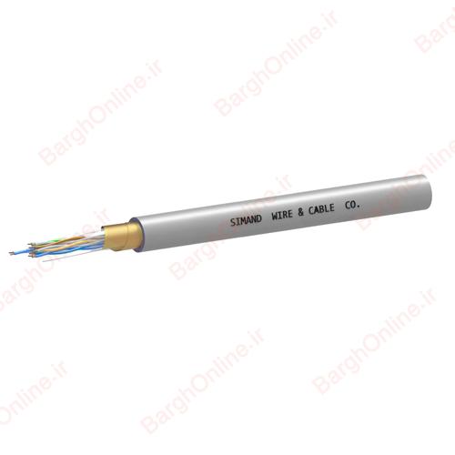 قیمت خرید کابل رانژه هوایی 1x2x0.6 سیمند کابل قرقره و حلقه در فروشگاه اینترنتی برق انلاین
